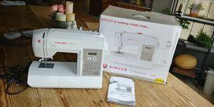 Singer Brilliance sewing machine #6 1 8 0 for Sale in Chesapeake, VA