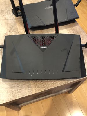 Asus RT-AC88U AC3100 Router for Sale in Garden Grove, CA