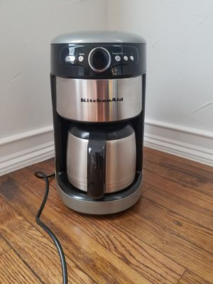 Kitchen Aid Programmable Insulated Coffee Maker for Sale in Dallas, TX