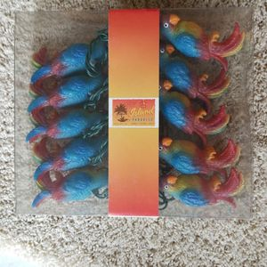 Island Parrot String Lights for Sale in Pompano Beach, FL