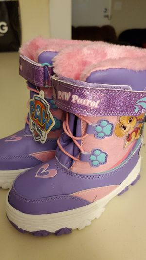 kids snow boots for Sale in Menlo Park, CA