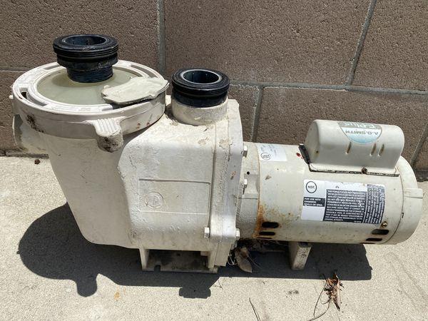 Pool / Spa / Hot Tub single speed water pump