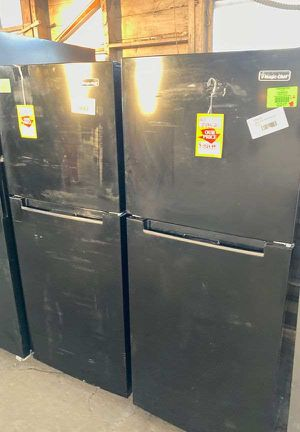 Magic shift black refrigerators 10.1 ft.³ HMDR100 B 9 for Sale in Corona, CA