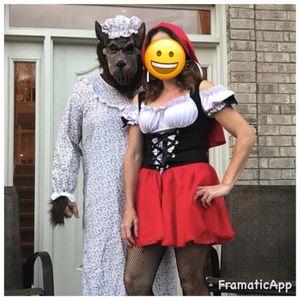 Couples' Halloween Costume for Sale in Virginia Beach, VA