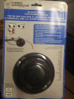 Bump speed trimmer head stil new n box for Sale in San Angelo, TX