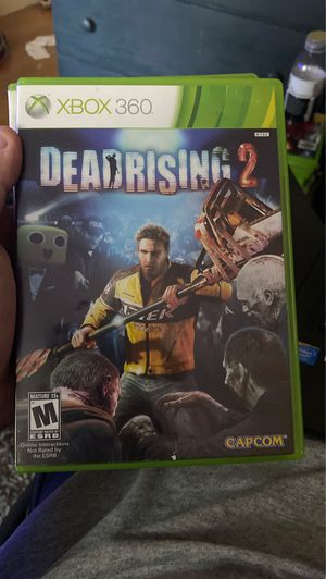 Dead rising 2 Xbox 360 video game for Sale in Braintree, MA