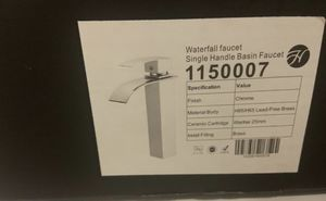 Hickarus waterfall faucet for Sale in Miami, FL