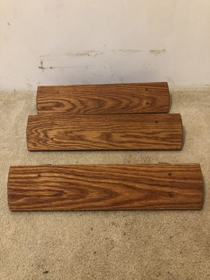 Wooden wall shelves for Sale in Portland, OR