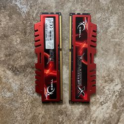 G. SKILL RIPJAWS 8GB (2x4GB) DDR DESKTOP MEMORY RAM for Sale in North Las Vegas,  NV