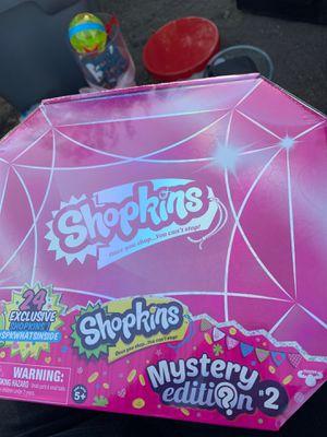 Shopkins Mystery Editon #2 for Sale in Chino, CA