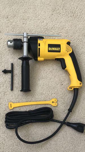 DeWalt 1/2 in. Variable Speed Reversible Hammer Drill for Sale in La Puente, CA