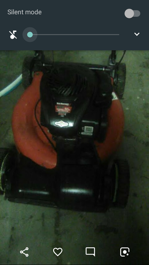 Gas lawn mower for Sale in Fresno, CA