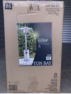 Brand New Hampton Bay Propane heater for Sale in Queens, NY