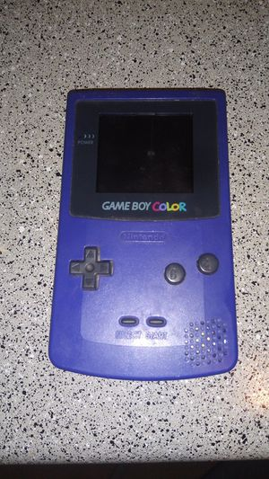 Game boy color for Sale in Phoenix, AZ