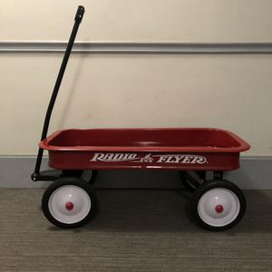 Radio Flyer - Red Wagon for Sale in New York, NY