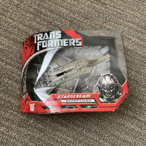 Hasbro Transformers Decepticon Collectible Action Toy for Sale in Chandler, AZ
