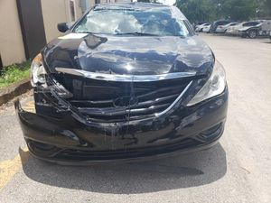 2012 Hyundai Sonata, for parts only for Sale in Plantation, FL