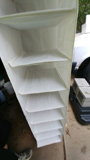 Shoe or closet organizer for Sale in Concord, NC