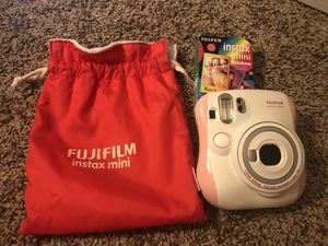 Instant camera, Fuji film. With 20 pics sheets for Sale in Henderson, NV