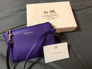 Coach Wallet Violet NEW for Sale in Williamsport, PA