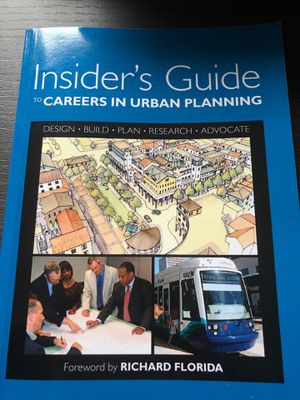Insider's Guide to Careers in Urban Planning for Sale in Washington, DC