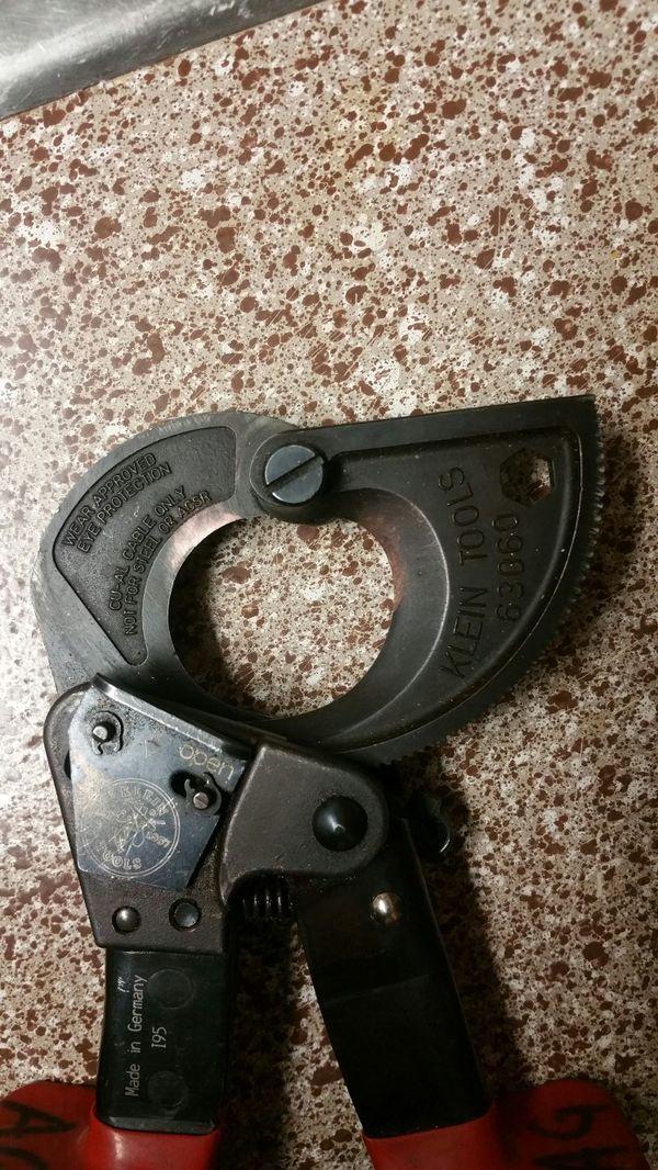 Klein Wire Cutters $140