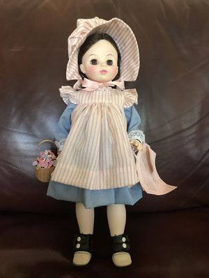 Madame Alexander Rebecca Doll In Box 14 Inches Brown Hair Brown Eyes for Sale in Chattanooga, TN