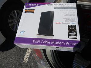 Netgear wifi router for Sale in Smoke Rise, GA