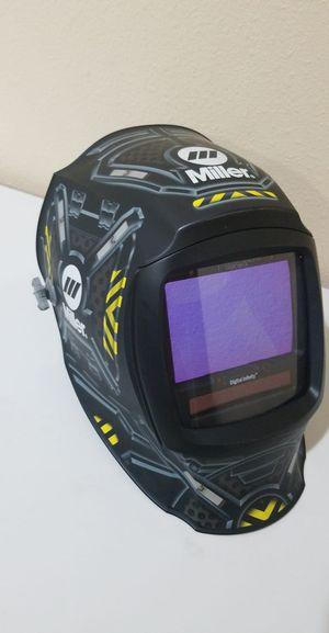 Miller welding hood for Sale in Westminster, CA
