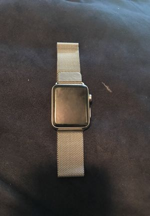 42mm Apple Watch with Extra Band for Sale in Austin, TX