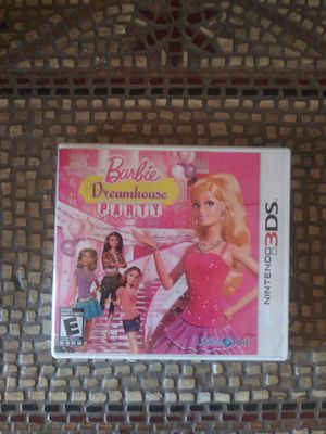 """""""Barbie Dreamhouse Party"""" Nintendo 3DS for Sale in Houston, TX"""