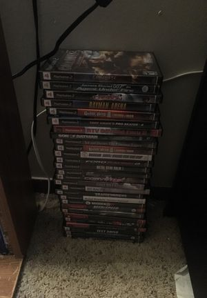 PlayStation 2 games for Sale in Evansville, IN
