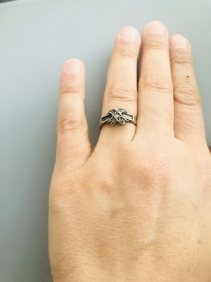 Vintage 925 sterling silver ring size 8.5 for Sale in Bloomfield Hills, MI