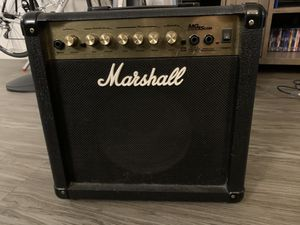 Marshall 15CDR Guitar Amplifier for Sale in Pasadena, CA