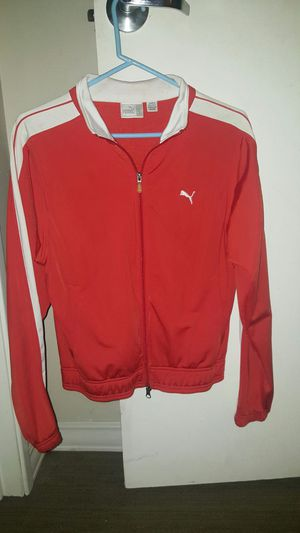 Like New Throwback Puma Jacket for Sale in San Diego, CA