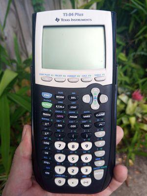 Ti 84 plus calculator for Sale in Vero Beach, FL