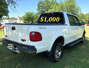 ✅💲1,OOO For sale URGENTLY 2OO2 Ford F-15O XLT✅ for Sale in Chattanooga, TN