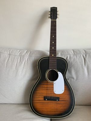 1965 Silvertone Acoustic Parlor Guitar for Sale in Bethesda, MD