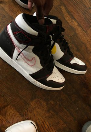 "Jordan 1 High OG ""Defiant Yellow"" for Sale in Washington, DC"