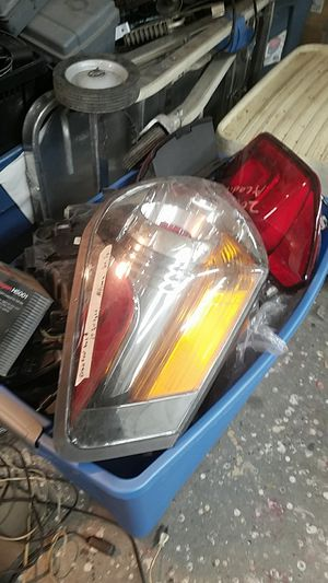 Box of car lights for Sale in Lakewood, CO