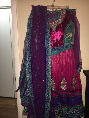 Beautiful Indian Lengha! for Sale in Springfield, VA