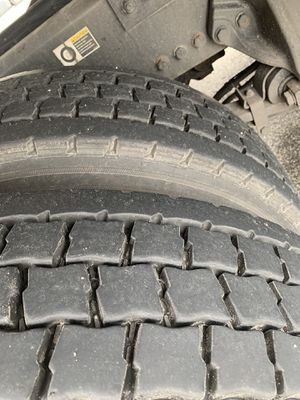 8 Continental 295/75r22.5 HDL2 for Sale in Tampa, FL