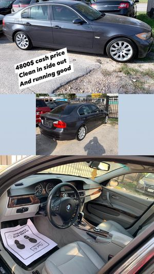 2007 bmw 335i 4500$ for Sale in Houston, TX