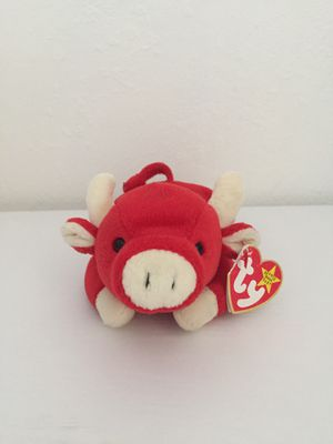 RARE retired 1995 ty beanie baby Snort for Sale in San Diego, CA
