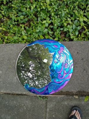 Blue Moon Mirror for Sale in San Antonio, TX
