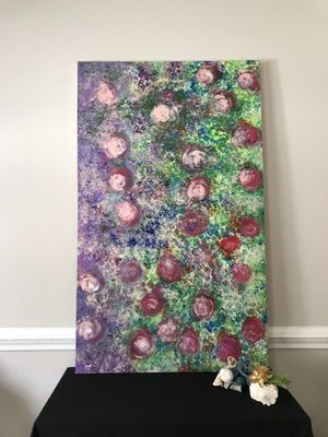 Large Canvas Painting for Sale in Tampa, FL