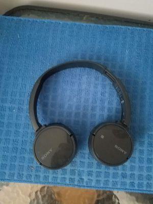 Sony wireless bluetooth headphones for Sale in Bellevue, WA