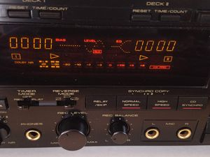 Vintage Pioneer Cassette Deck CT-W650R for Sale in Columbus, OH