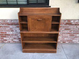 Bookcase / desk for Sale in Fullerton, CA