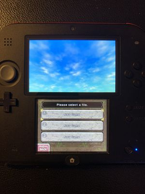 Nintendo 2DS (And Six 3DS Games) for Sale in Rockford, MI